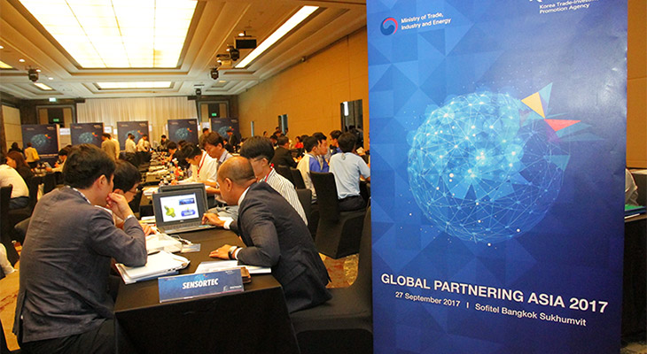 Global Partnering Asia 2017